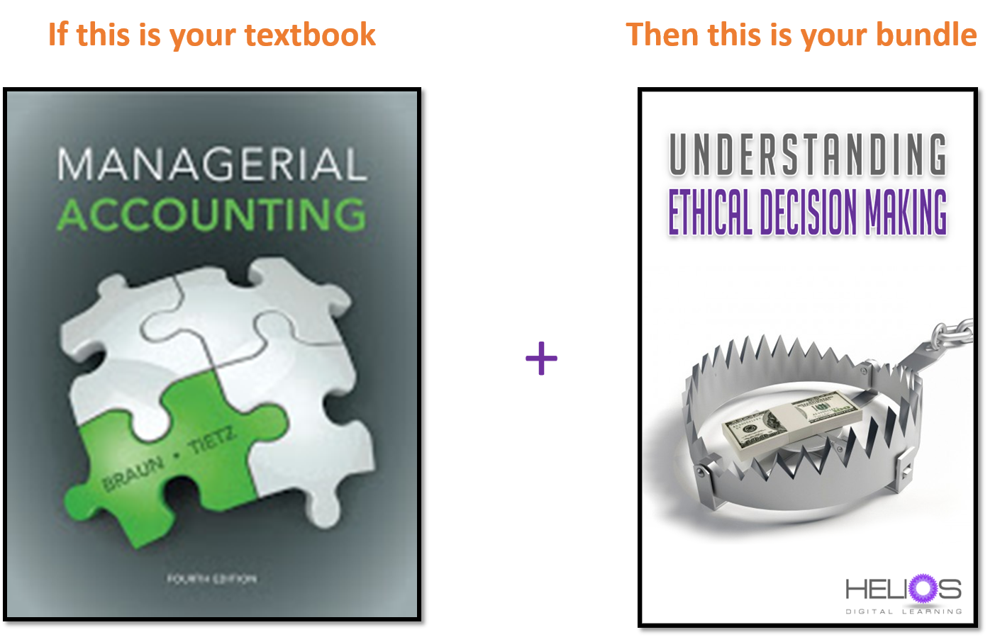 Image: Understanding Ethical Dilemmas  + Mgr Accounting