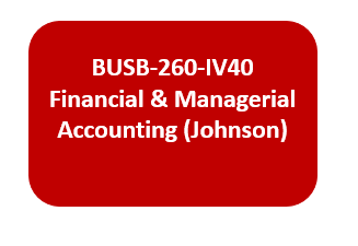 Accounting (ACCT)